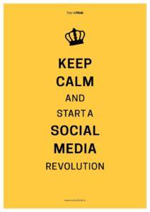 Kundenzufriedenheit - Social Media Revolution